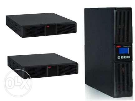 ABB UPS PowerValue 11 RT 2000VA 1800 Watts Online on Carousell