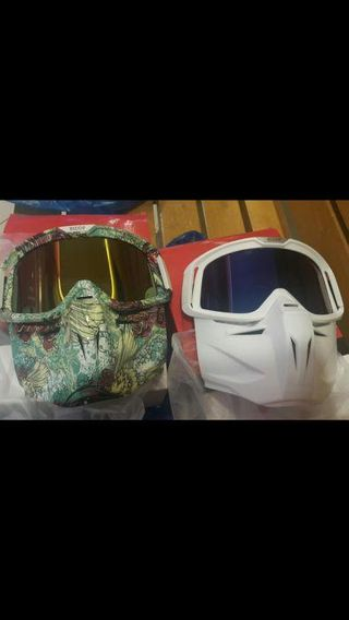 Masks for mc or airsoft