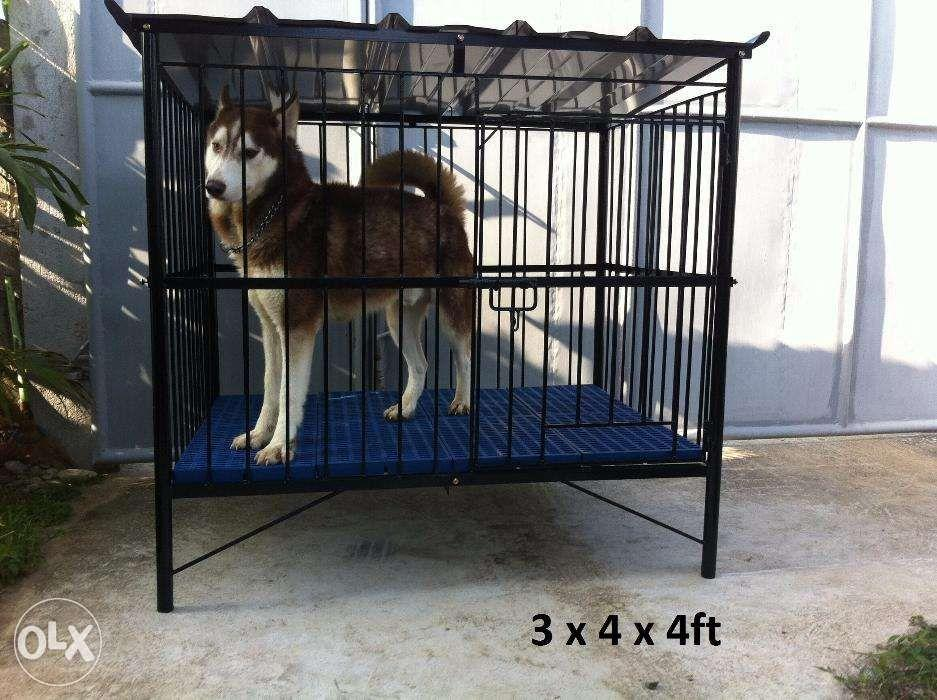 Dog Cages Heavy Duty Bnew Cavite DETACHABLE