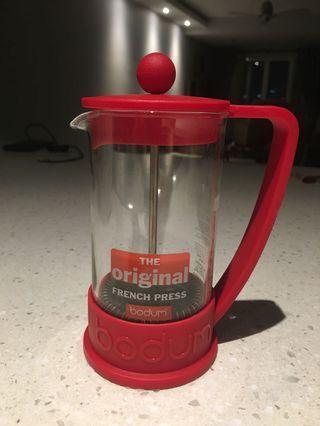 Coffee pressor