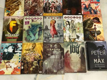 🚚 Fable complete collection