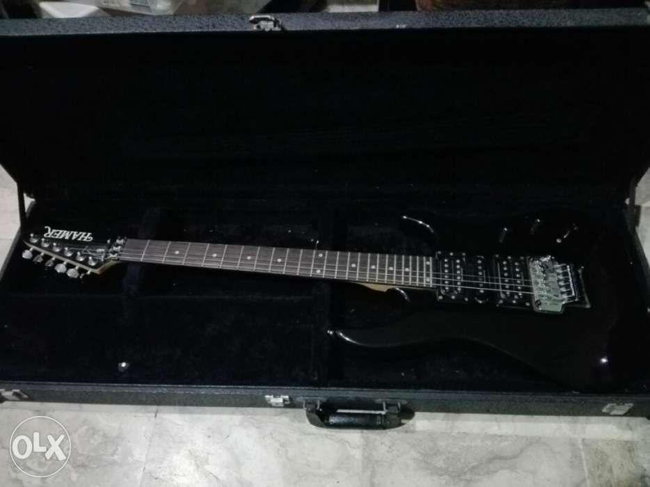 Original Hamer Diablo Electric Guitar USA on Carousell