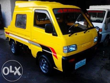 270eedda60a Suzuki Multicab from 4WHEELS MOTORS The Best Price and Quality on ...
