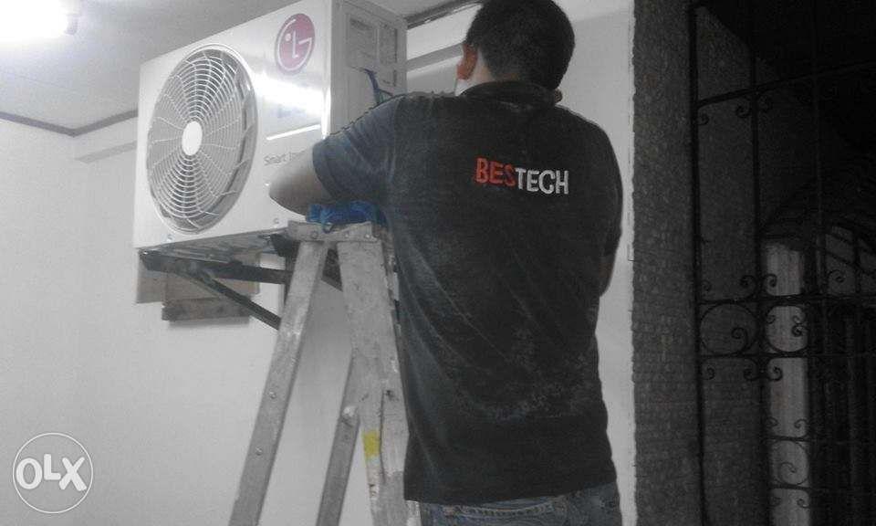 aircon repair technician installer antipolo marikina pasig cainta
