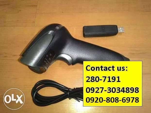 Wireless POS Barcode Scanner NEW on Carousell
