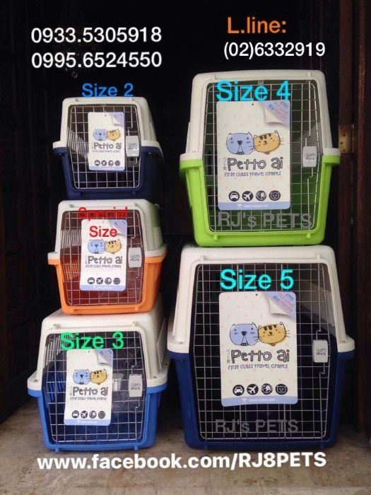 Pet carrier Travel crate dog cat cage Detick Furmagic Furmoms supplies