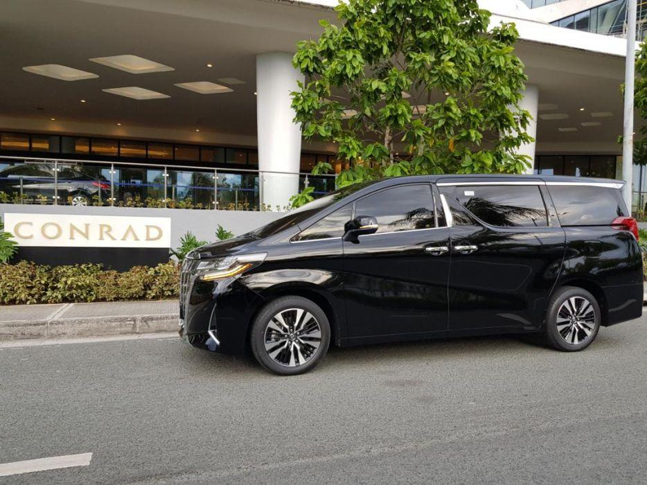 2019 Toyota Alphard Brand New For Rent