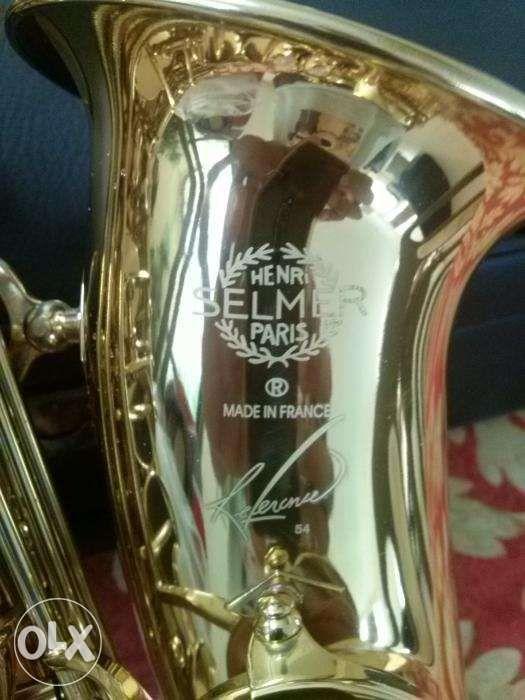 Alto Sax Saxophone Selmer Brand New on Carousell