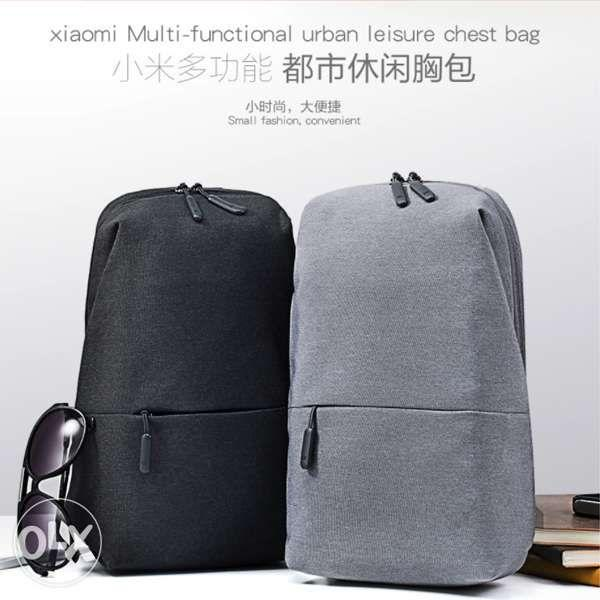 5d37016741c9 Xiaomi City Shoulder Sling Chest Bag, Men's Fashion, Bags & Wallets ...