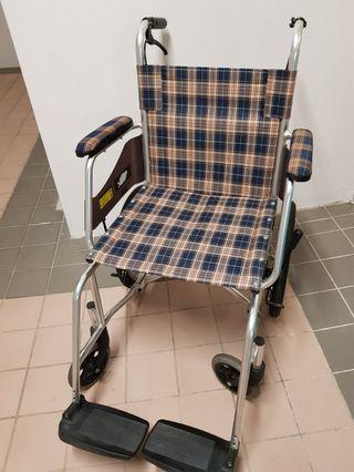 Branded superlight wheelchair (9.9 kg only)