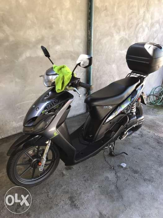 Yamaha Mio Sporty, Motorbikes, Motorbikes for Sale on Carousell