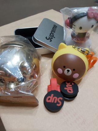 🚚 Hello Kitty   熊大  電線收納  小物集合  1