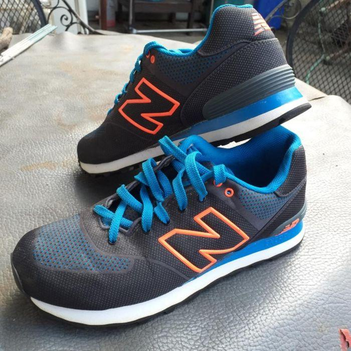 low priced d1d82 0d818 New Balance Running Shoes Elite Edition 574. on Carousell