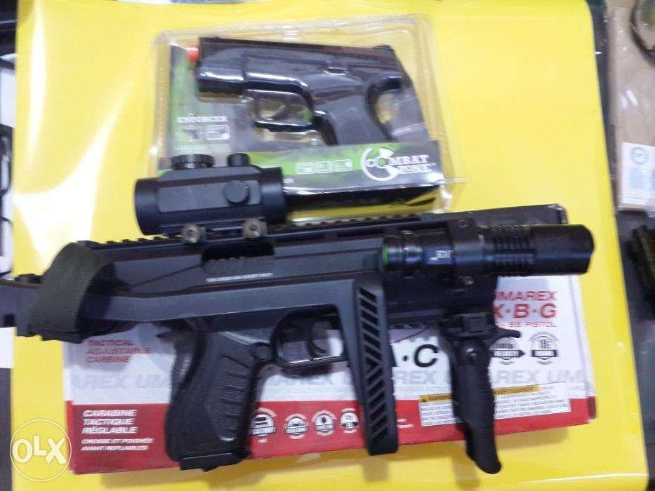 Umarex TAC Carbine Conversion Kit Air Soft on Carousell