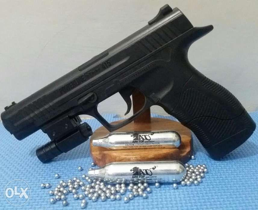 Compact Co2 Airsoft Guns, Sports, Airsoft on Carousell