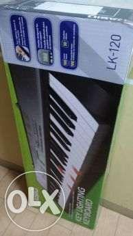 brand new casio lighting keyboard LK120 rush