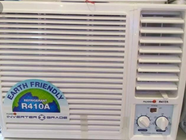 Fujidenzo 1hp manual INVERTER GRADE window type aircon also in 15hp