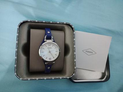 Fossil auth