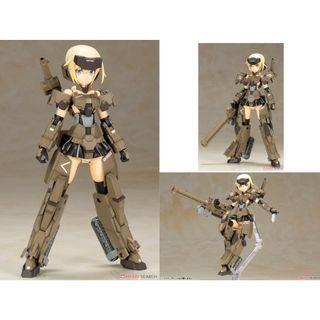 [訂貨] Frame Arms Girl Gourai-Kai White Plastic Model Kit
