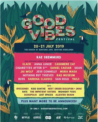 Good vibes festival 2019