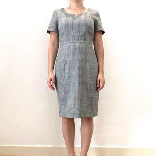 Dorothy Perkins Grey Formal Dress