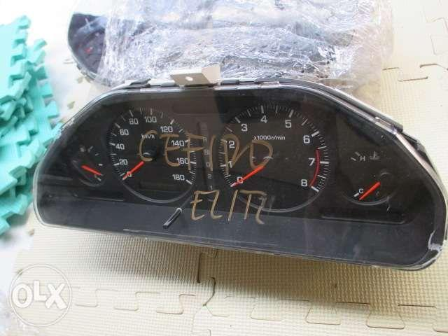 Nissan Cefiro Cluster Gauge and Cefiro Parts