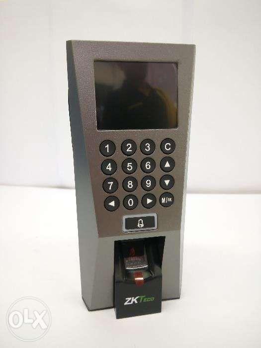 Zkteco F18 Username And Password