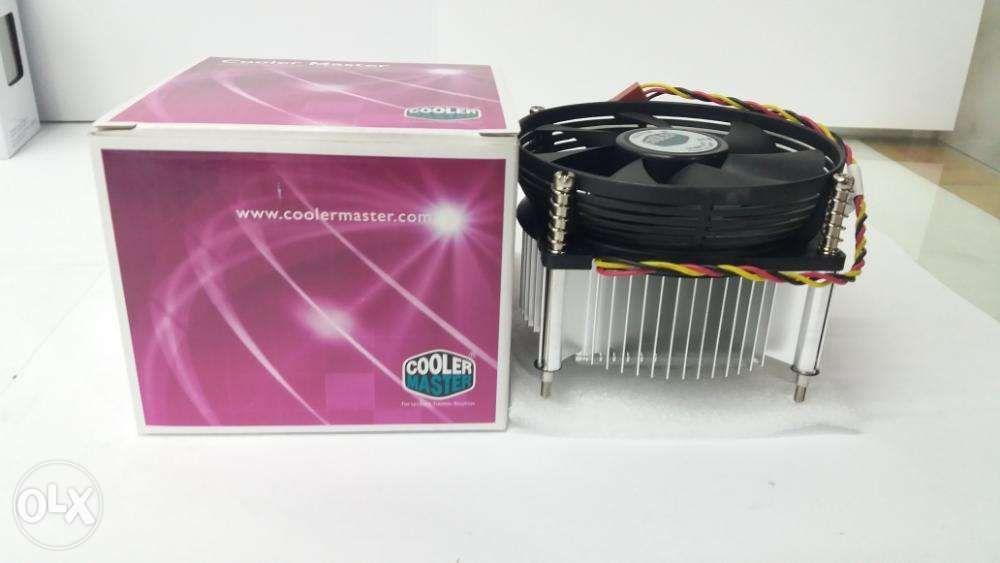 Brandnew Cooler Master DI59HDSL0LGP Intel LGA 775 CPU Cooler