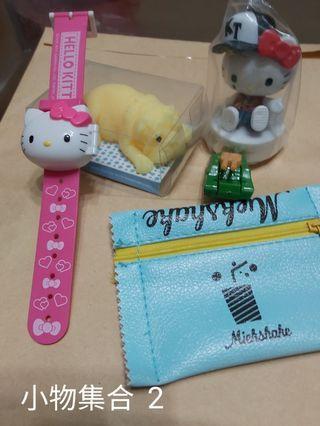 Hello Kitty 小物集合  2