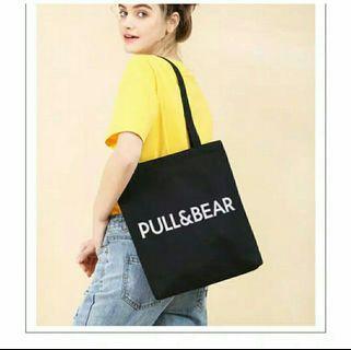 pull & bear totebag
