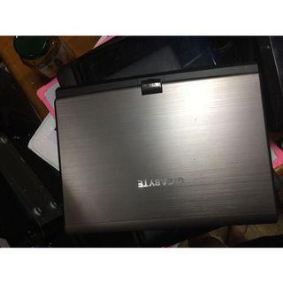 二手Gigabyte T1132 i5-2467m 11.6吋獨立顯卡變形筆電
