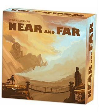 Near and Far Board Game