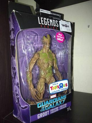 Marvel Legends Guardians of the Galaxy GROOT