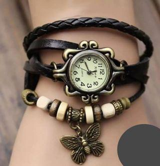 Vintage Wrap Bracelet Watch