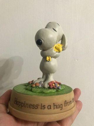 Snoopy hallmark peanuts gallery 擺設