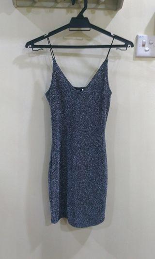 H&M Sparkly dinner dress #CarousellFaster