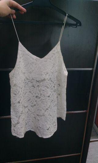 Lace Top #CarousellFaster