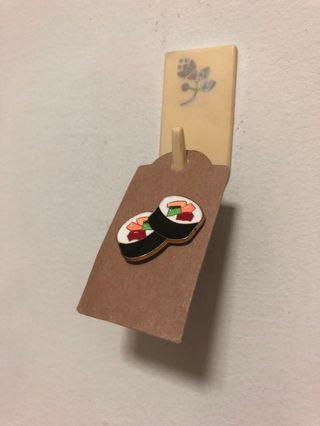 🚚 Sushi Pins