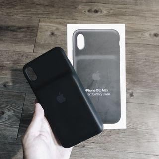 Iphone XS Max Smart Battery Case (Black)