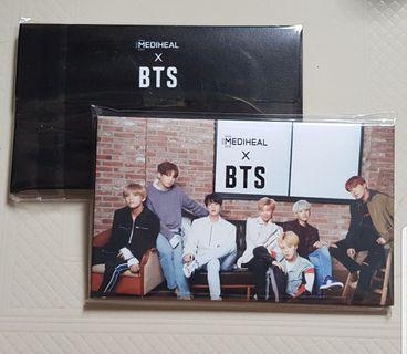 🚚 (wts/instock) bts mediheal official photocards