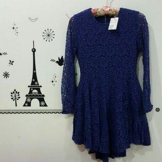 REDUCED! RM30. H&m Lacey Dress