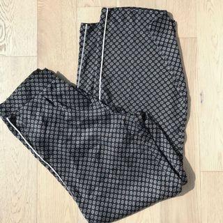 TOP SHOP flare comfy silky pants