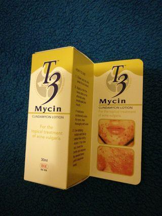 T 3 Mycin (暗瘡藥水)