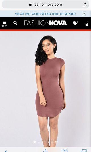 dress - FASHION NOVA