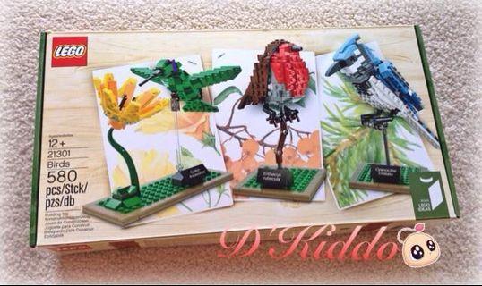 Lego Idea 21301 Bird