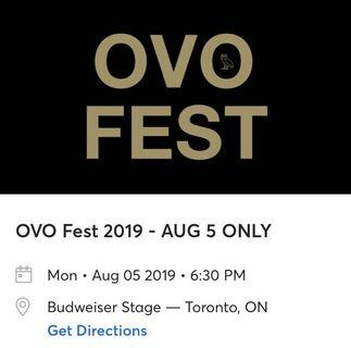 Ovo tickets
