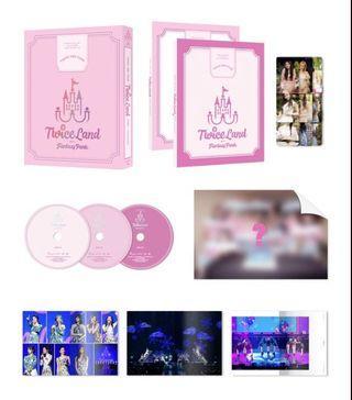 TWICE 2nd Tour Twiceland Zone 2 : Fantasy Park DVD