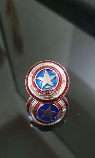 Captain America Avengers Cufflinks