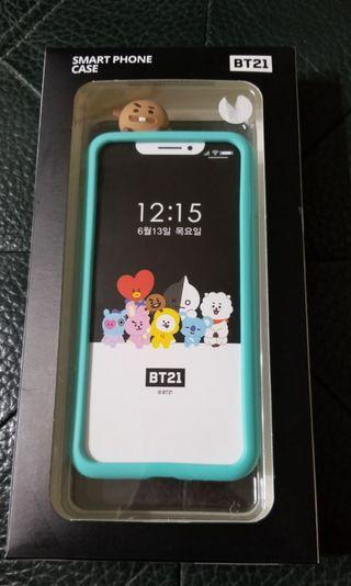 Line BT21 - Iphone 7/8 plus phone case