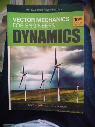 Dynamics(Vector Mechanics for Engineers)